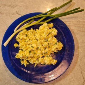 סלט ביצים של חגית